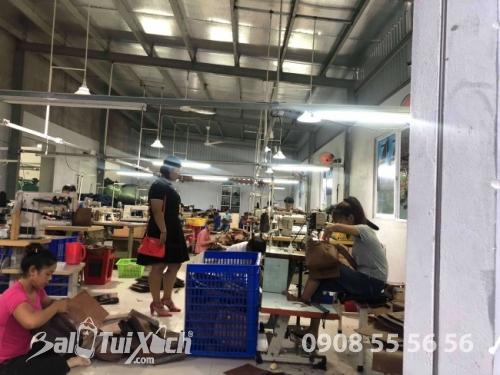 Xưởng may gia công đồ da, túi da, balo da, túi xách da các loại số lượng lớn tại Gia Công Da