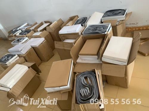 Đóng hàng bỏ sỉ thắt lưng nam cho khách - đóng hộp giấy, đóng thùng carton cẩn thận đảm bảo hàng giao an toàn