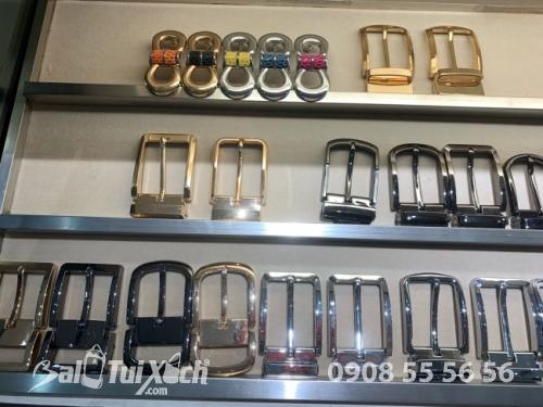 Sản xuất đầu khóa thắt lưng cho nữ tại Gia Công Da - BaloTuiXach